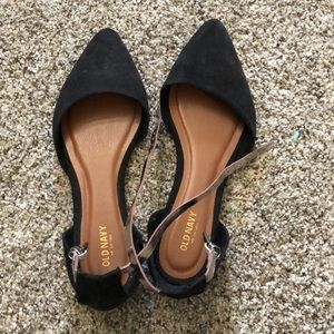Old Navy pointed toe flats.
